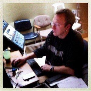 nick buxton, basement studios paris